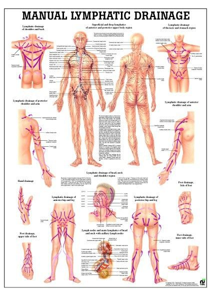manual lymphatic drainage massage singapore