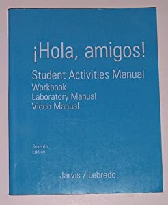 hola amigos 3rd edition student activities manual answers