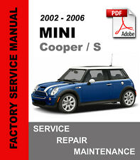 haynes 2008 mini cooper manual