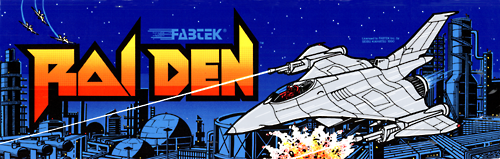 arcade game raiden 1 user manual