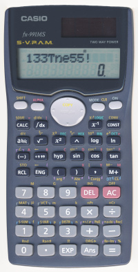 casio fx 991ms manual standard deviation