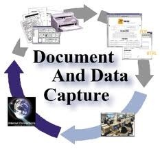 what is manual data capture