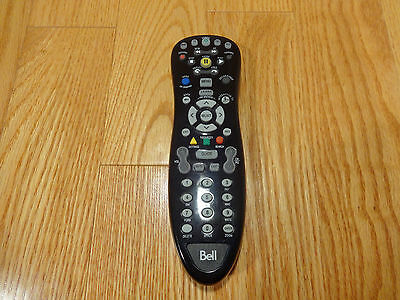 bell fibe remote controller manual