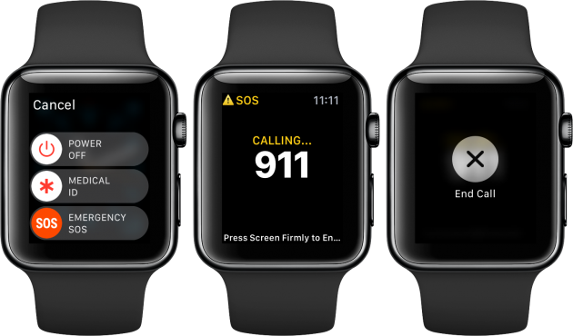 apple watch manual for os3