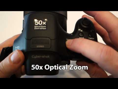 using the manual settings on a sony hx300