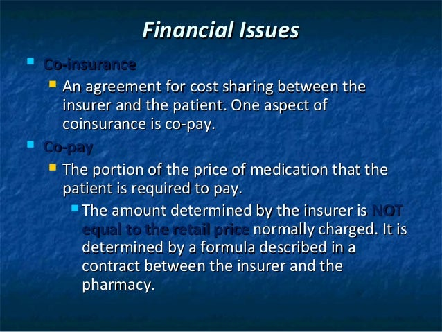 prescription drug benefit manual chapter 2