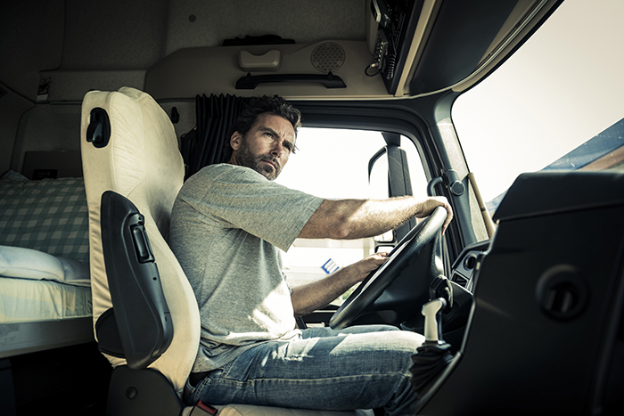 safety manuals for truck drivers