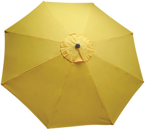 treasure garden umbrella manual replacement canopy