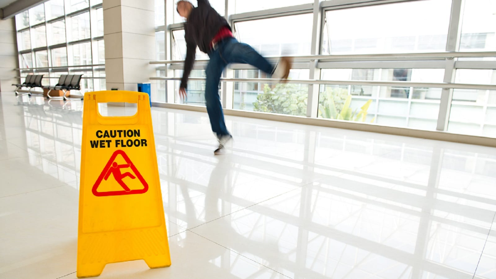 preventing slips and falls safety manual
