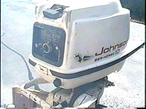 manual for 1956 johnson outboard 10 10hp motor