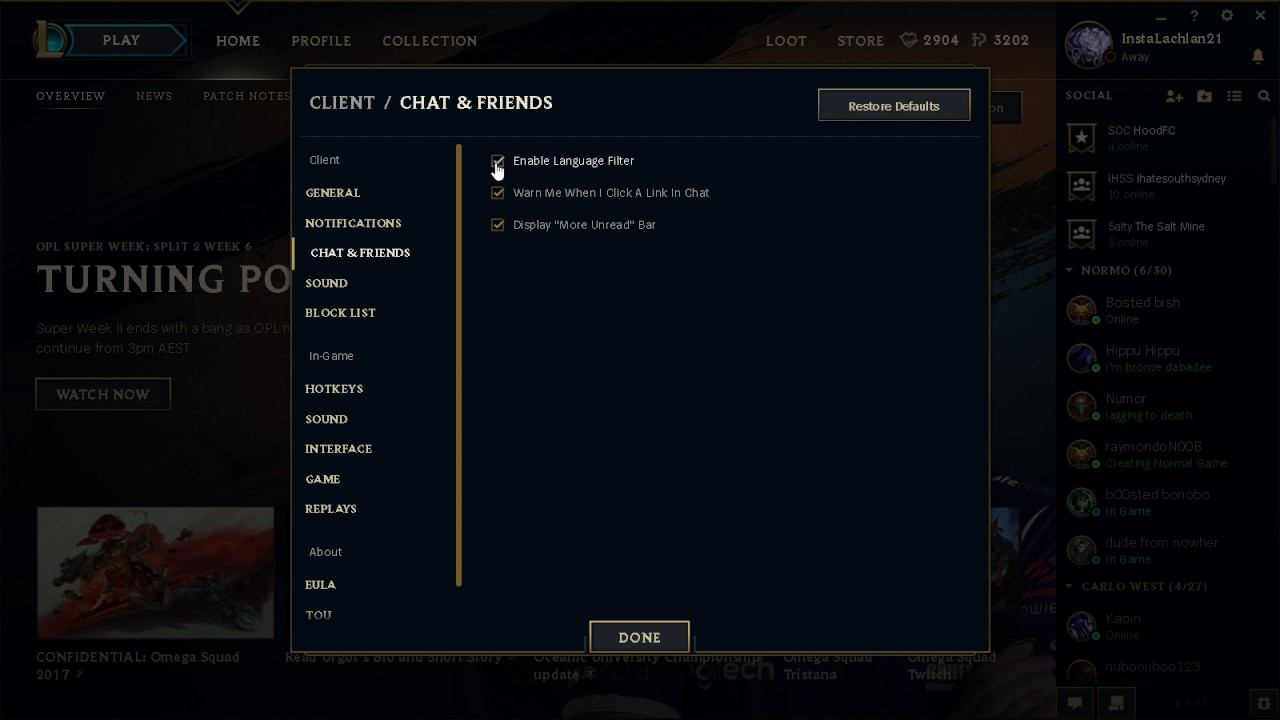 how to uninstall league of legends manually
