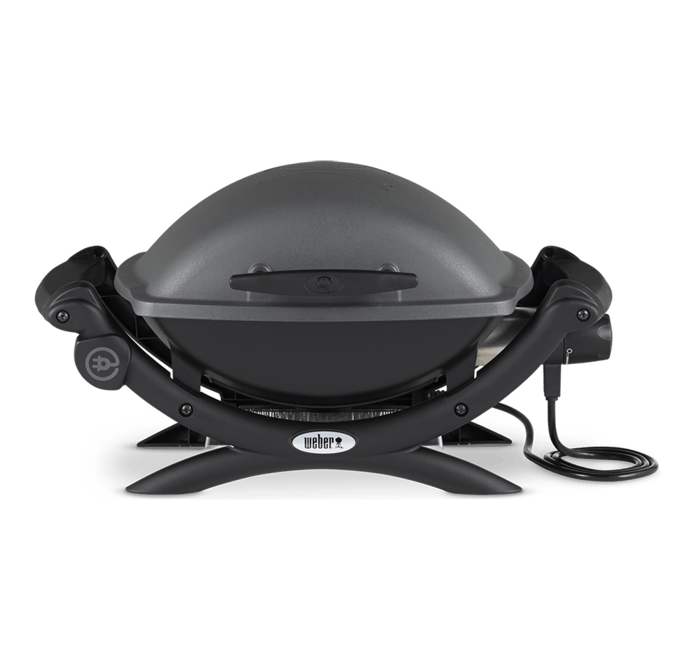 weber 1400 electric barbecue manual