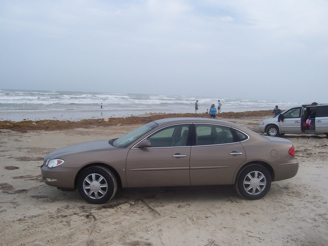 2007 buick lacrosse cxs owners manual