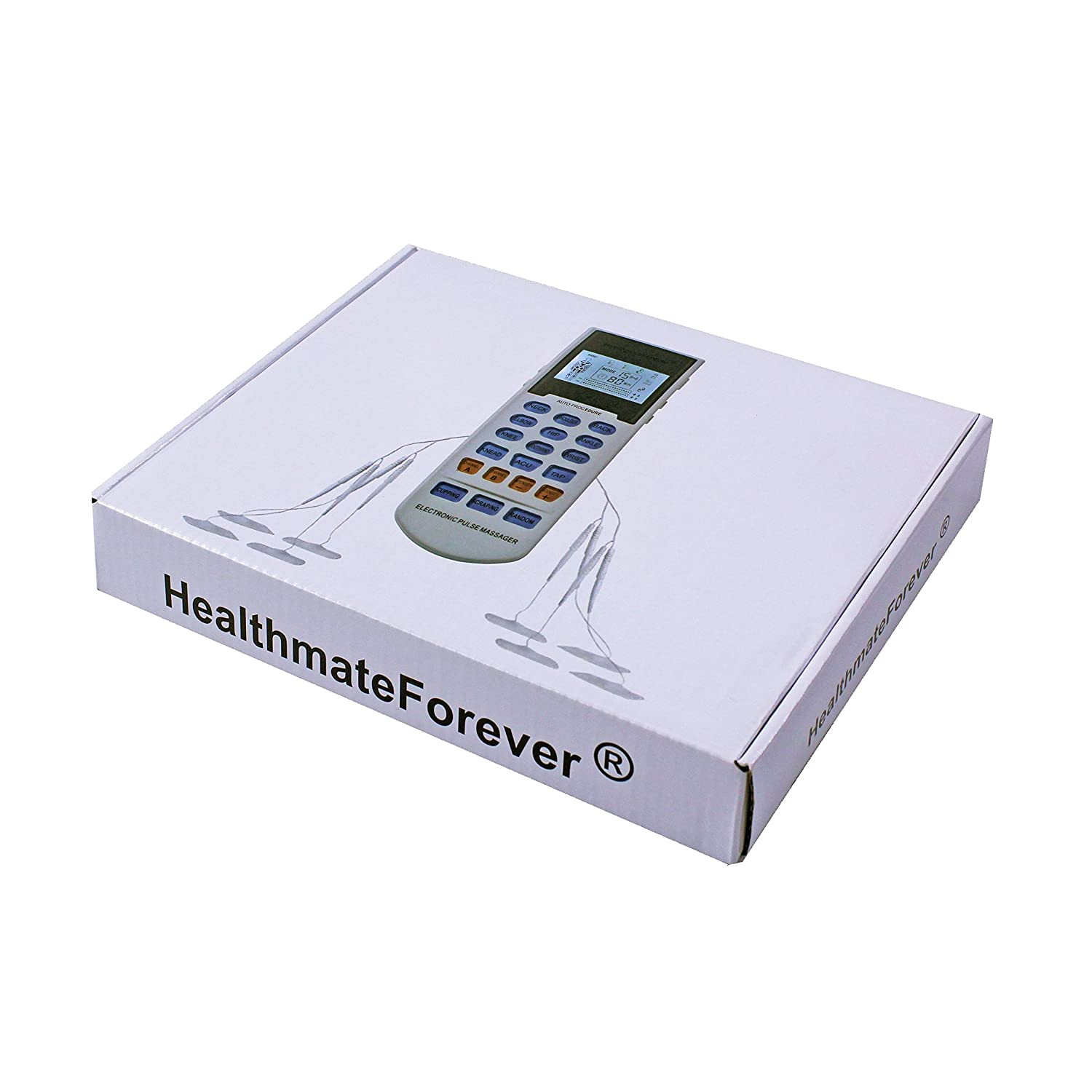 yk15ab healthmateforever tens unit manual