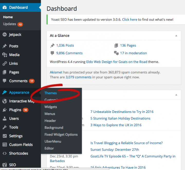 how to install wordpress bluehost manually