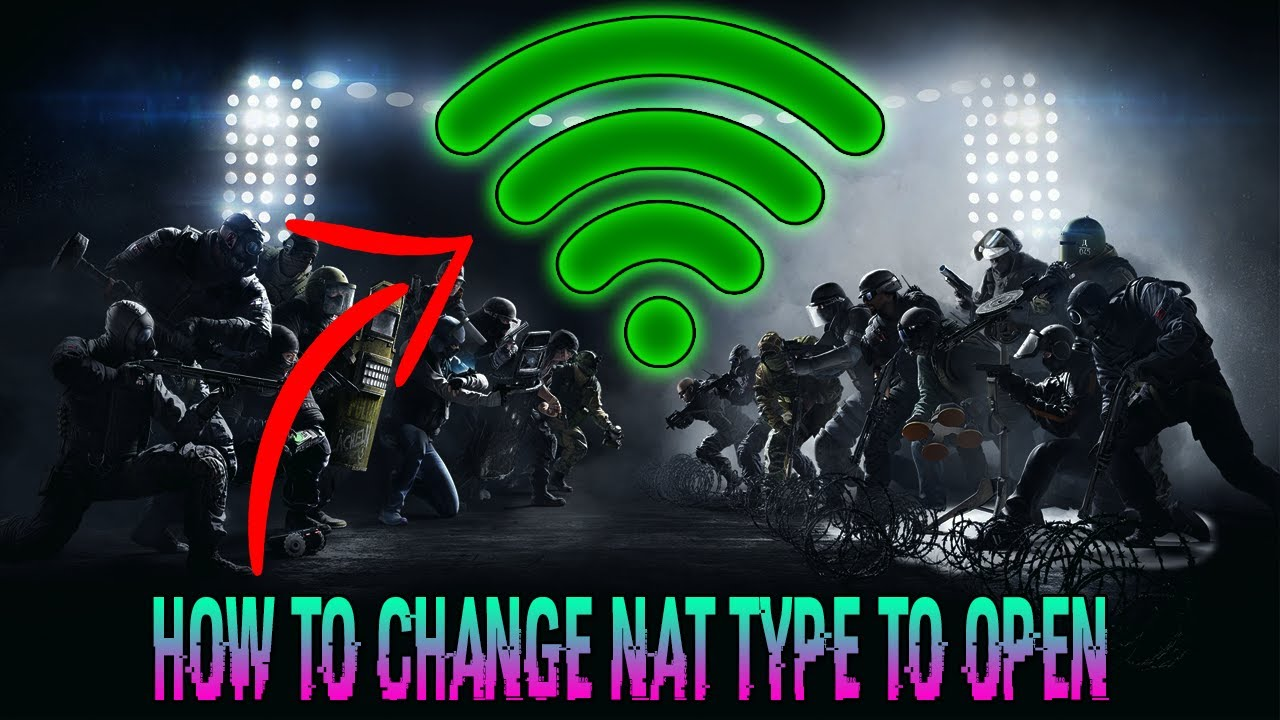 how to manually change nat type