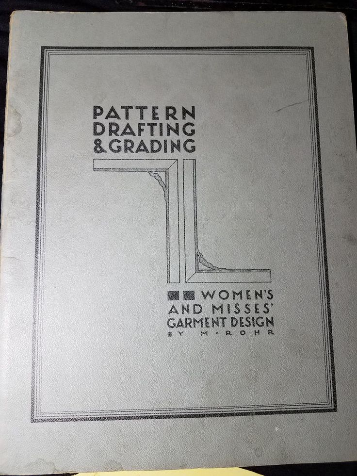 the golden rule pattern manual lutterloh sewing drafting patternmaking sewing